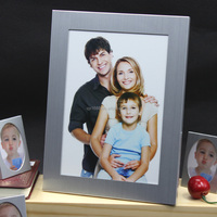 photo frame with lover pictures / folding paper photo frame