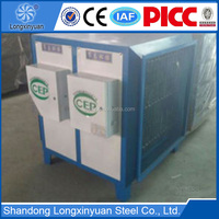 Modern Electrostatic Catering Smoke Filter in Commercial Kitchen