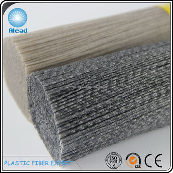 Diamond/Carbide carbon/ Aluminum Oxide Nylon 612 abrasive filament for processing stone tool brushes