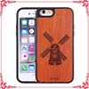 best quality bamboo housing cover back case for iphone 6s, for iphone 6s wooden cases