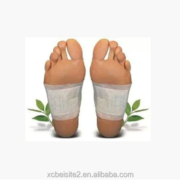 wholesale detoxification clear radiation cure fatigue body detox beauty foot patch