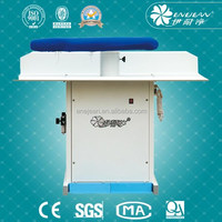 Professional vacuum Industrial ironing table, Steam Ironing Table for garment