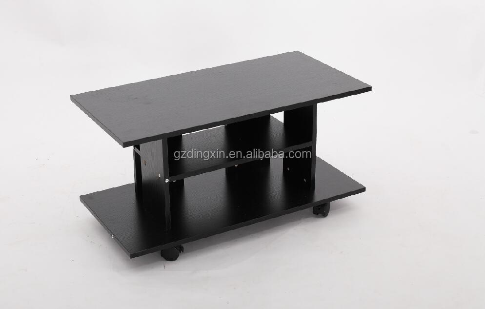 MDF wooden tv table stand for television (DX-8701)