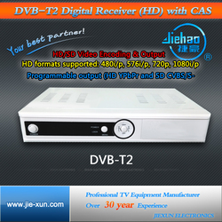 Cheap Scart Mpeg4 HD DVB T2 PVR Set Top Box