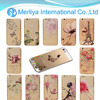Beautiful flower silicone case for iphone 5 6 6s tpu soft case