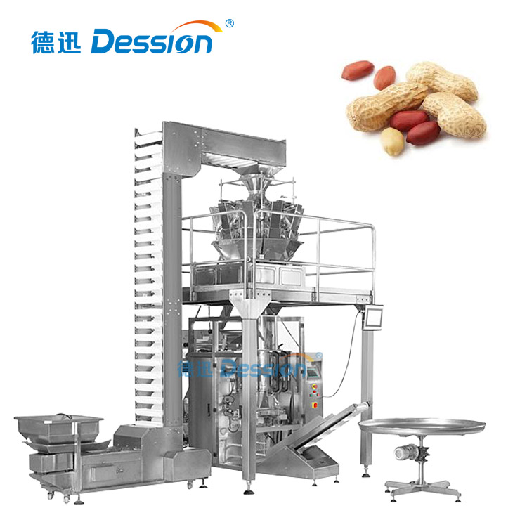 Good price vertical packaging machine for roasted peanuts