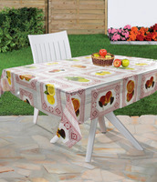 Cheap Transparent PVC Table cloth in roll the best price NEW DESIGN