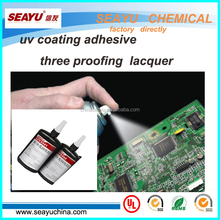 UV 3342 - uv coating adhesive with moisture curing