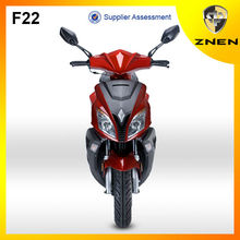 ZNEN MOTOR -2017 hot sell F22 model cheap motor scooter gasoline scooter with eec certification