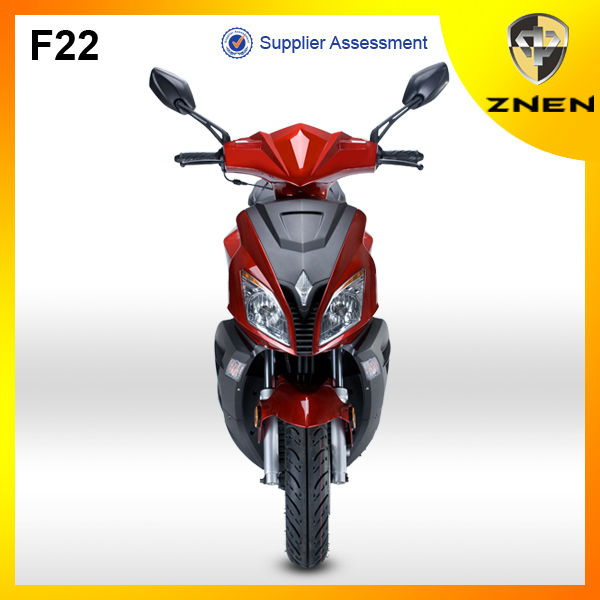 ZNEN MOTOR -hot sell F22 model cheap motor scooter gasoline scooter with eec certification