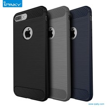IPAKY ultra thin TPU Silicone Case for iphone 5S SE 5 soft rubber Covers shock proof TPU cases for iphone 5