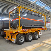 20000 Liter ISO 20Feet Fuel Tank Container