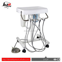 WS Baocheng China !!!Portable mobile self dental delivery cart unit/portable delivery unit