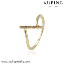 14572 xuping latest gold finger ring designs, fashion 14 gold 1 gram gold ring, beautiful pictures of rings
