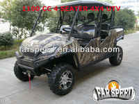 4x4 1100cc Side by Side UTV
