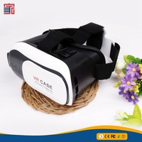 2016 high quality virtual reality ABS 3d glass online