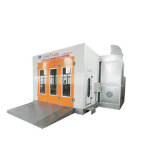 OEM factory car spray baking oven for sale LX7
