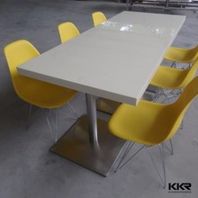 Modern Appearance restaurant round tables and chairs