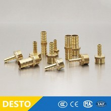 Top quality air hose connector brass hose barb fittings( male,female,connect,3 way,4 way,elbow ect.)