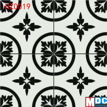 cement floor tiles pattern in Mexican style from foshan MDC building material company