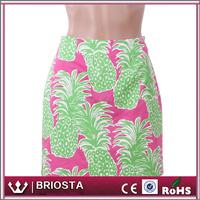Wholesale Ladies Summer Pencil Mini Skirt