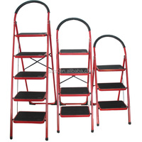 Domestic super steel household 4 steps ladder
