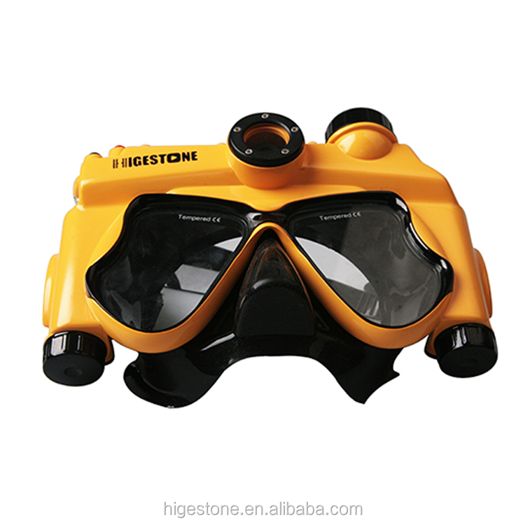 Underwater 5M Snorkeling Waterproof Adult Sports Camera Mask Camera