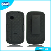 Hot plastic phone stand mobile covers for ZTE v791