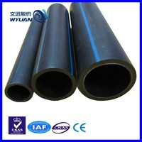 customised CE certificate factory PE 100 sdr 17 hdpe pipe