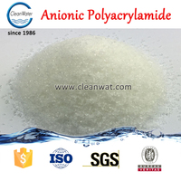 Polyacrylamide PAM For Oil Drilling White