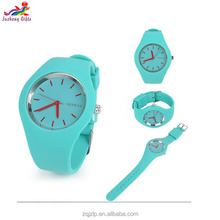 Cheap price sports fob watches men,digital silicone rubber jelly watch waterproof guangdong