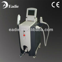 2013 Cheapest Price!! IPL+RF and Laser acne treatment beauty salon machine best ipl laser hair removal machine