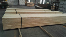 250x50mm lvl laminated scaffolding plank for building clamp