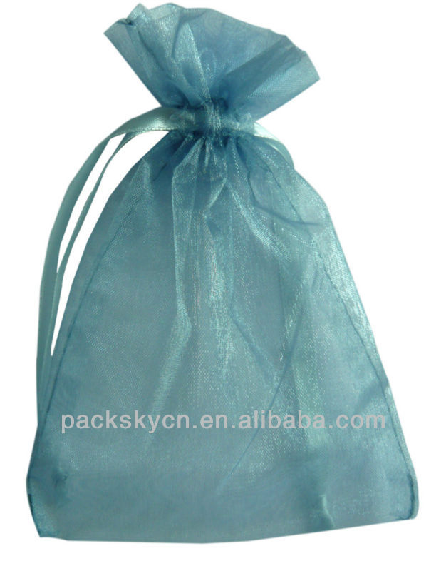 handmake gift packing organza bag / pouch