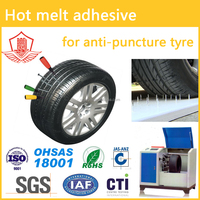 hot melt glue for anti-puncture tyre