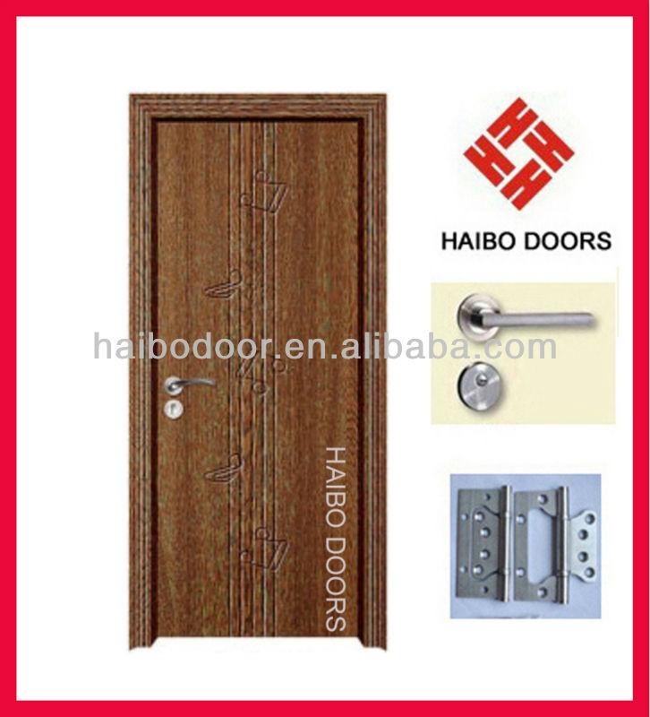 Puertas De Baño Interior:Habitación interior puerta de madera para el baño, Dormitorio