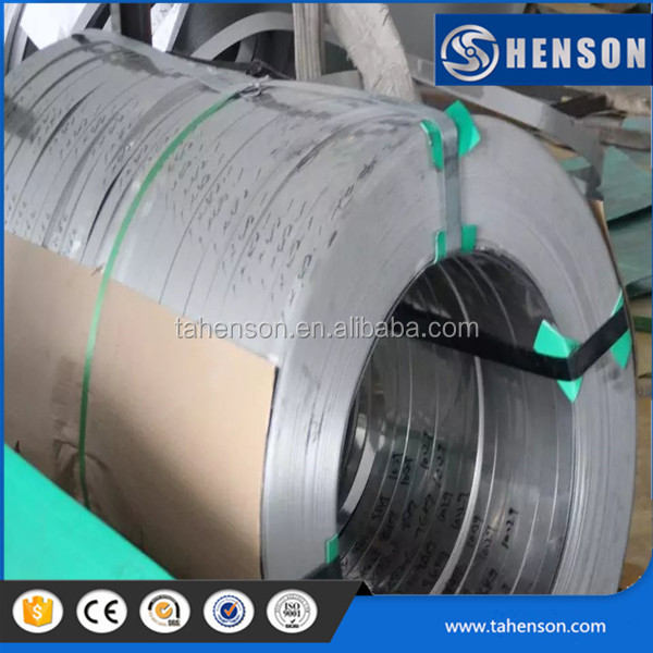 310s 2b BA stainless steel strip size