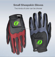 Leather waterproof Golf Gloves with OEM Logo