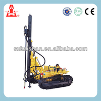 Kaishan KY100 man portable drilling rig drilling rigs for sale/crawler rock drill