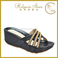 Ladies Wedge Platform Slippers rubber slipper