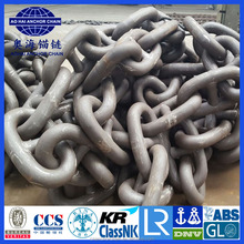 27,5 mtr stud link anchor chain, size (d)50 mm, Grade 3