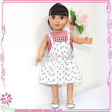 Factory made 2016 fashion 18 inch child love dolls for sale