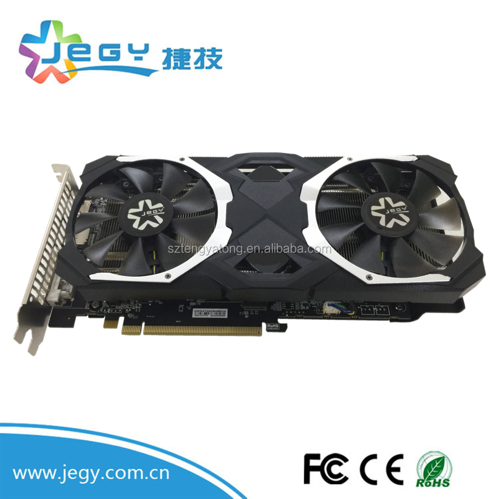 2018 Manufacturer high hashrate mining gpu 4GB RX470 graphics card for miner
