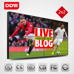 LD470DUN-TFA1 ddw 47 inch LG video walls led backlight 4.9mm ultra narrow bezel 800nits high bright video walls