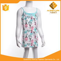 anti-pilling hot cotton teen girls fashion knitted sleeveless vest