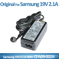 ac adapter 120v 60hz charger for Samsung CPA09-002A AD-4019S NPN130