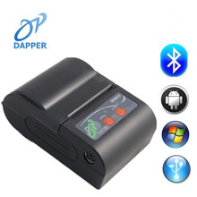58mm wireless mini cheap handheld mobile android bluetooth portable thermal receipt printer