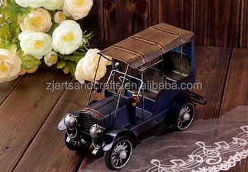 Promotion gift model car ford car for cafe bar decoration