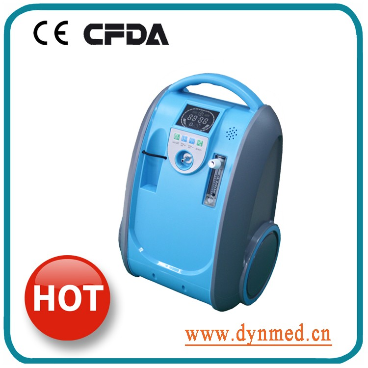 Battery Operated Oxygen Generator