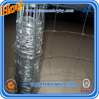 galvanized metal animal farm fence panels farm fence metal(15 years China manufacturer)